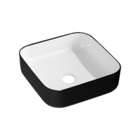 product-385mm Ceramic Rectangle Basin