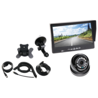 "NCE Wired Reverse Camera with 7"" TFT LCD Display"