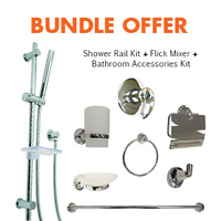 Bathroom Accessories Bundle Offer