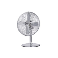 Heller 30cm Metal Desk Fan