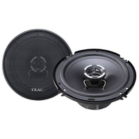 "TEAC 6"" 2-Way Speakers"